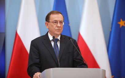 Mariusz Kamiński: Na Białorusi manewry. Obawiamy się tragicznych incydentów
