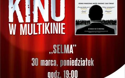 """KONKURS: Wygraj zaproszenie na film """"Selma"""""""