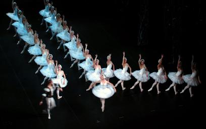 Jezioro łabędzie, Teatr Aleksandryjski w Sankt Petersburgu
