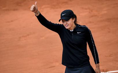 Roland Garros: Świetny mecz i zwycięstwo Igi Świątek