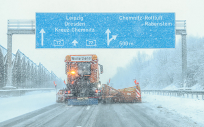 Europa sparaliżowana opadami śniegu