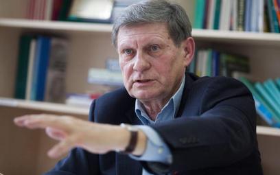 Niedoszły skarbiec NBP w Zegrzu - prof. Balcerowicz odpiera zarzuty