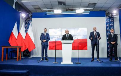 Ustawa covidowa o bezkarności urzędników wróci do Sejmu