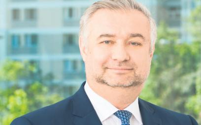 Sławomir Nalewajka, prezes Bombardier Transportation Polska