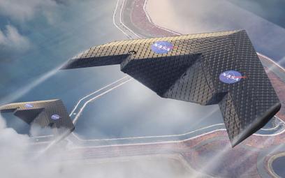 Wizualizacja: Eli Gershenfeld / NASA Ames Research Center