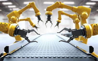 Roboty przemysłowe – idealne rozwiązanie w firmie produkcyjnej