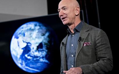 Bezos chce dać NASA 2 mld dol. Bitwa z Muskiem o Księżyc