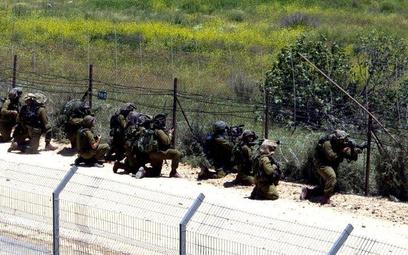 Palestyńczycy zmierzali w stronę linii demarkacyjnej na Wzgórzach Golan, gdy izraelscy żołnierze zac