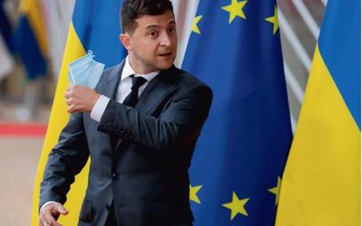 2020. Aktorskie maski opadły, frustracja już nie filmowych, lecz prawdziwych Ukraińców rośnie