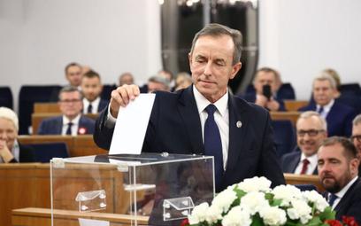 Tomasz Grodzki pokonał w walce o fotel marszałka Senatu Stanisława Karczewskiego