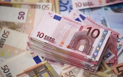 Euro z Unii wsparły biznes