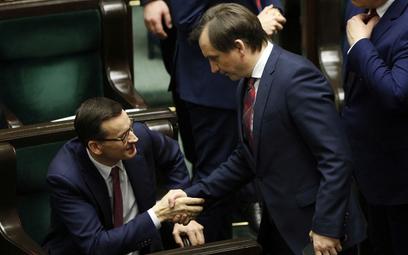 Zbigniew Ziobro o tym co się stanie, gdy premier Morawiecki nie zawetuje budżetu UE