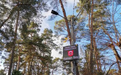 Monitoring powietrza w Podkowie Leśnej