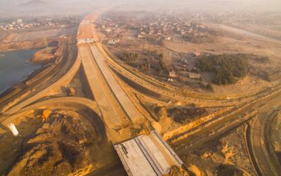 Włosi wypadają z autostrady A1 pod Częstochową