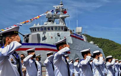 Dodatkowe pieniądze przeznaczone na obronność Tajwan zamierza wydać m.in. na nowe okręty