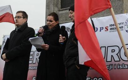 Ruch Narodowy co najmniej od kilku miesięcy współpracuje z niemieckim stowarzyszeniem antyimigracyjn