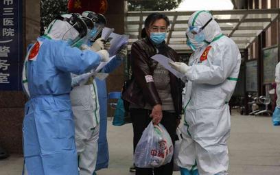 Liczba ofiar koronawirusa w Chinach przekroczyła 3 tysiące