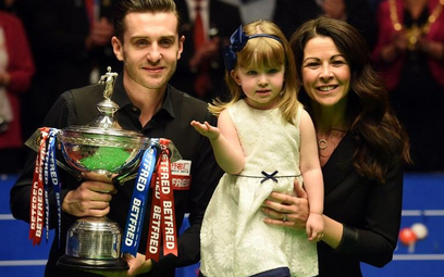 MŚ w snookerze: Wygrał Granit z Leicester