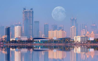 Mumbaj (d. Bombaj) uznawany jest za biznesową stolicę Indii