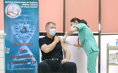 Rumunia zwalnia zaszczepionych z kwarantanny