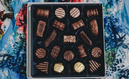 Belgia słynie z pralinek i czekolad.