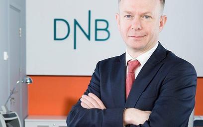 Artur Tomaszewski, prezes DNB Bank Polska: Podwoić aktywa części korporacyjnej