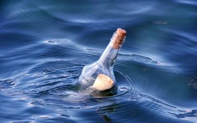 List w butelce odnaleziony po 37 latach. Pokonał 6000 kilometrów