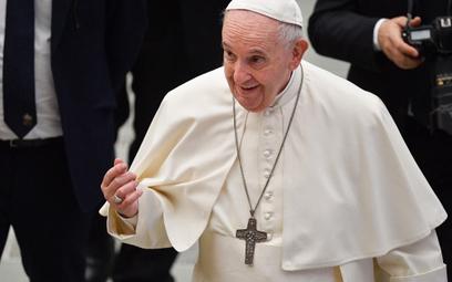 Papież: Medycy mają prawo do klauzuli sumienia. Aborcja to morderstwo
