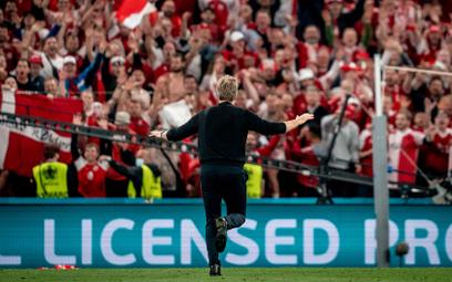Selekcjoner Danii po meczu z Rosją