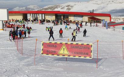 Turcja liczy na polskich narciarzy