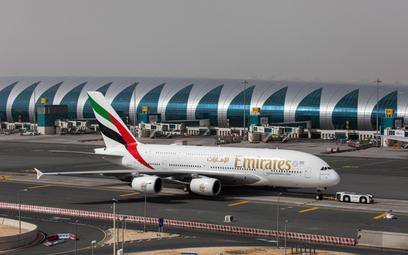 Pierwszy taki lot Emirates do Los Angeles. Cała obsługa zaszczepiona