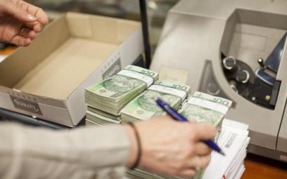 Wciąż duża liczba firm zagrożonych utratą płynności
