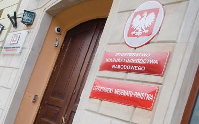 """""""Ministerstwo Kultury i Dziedzictwa Narodowego nie uczestniczy w aukcjach"""" - odpowiedziało na pytani"""
