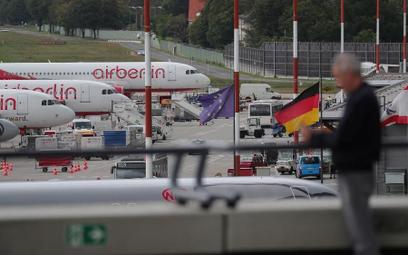 Ostatnie lądowanie Air Berlina