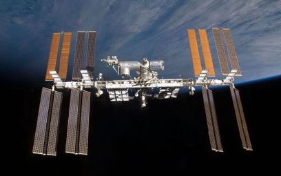 Międzynarodowa Stacja Kosmiczna. Tylko czterech astronauta rocznie wytwarza 2,5 tony śmieci.