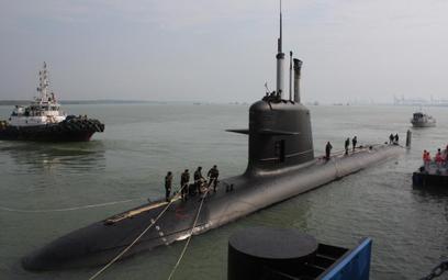 Francuski okręt Scorpene