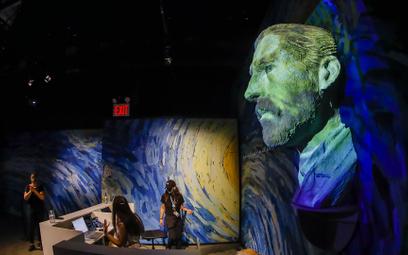"Wystawa ""Van Gogh: The Immersive Experience"" w Atlancie"