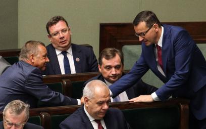 Marian Banaś stawia mocne zarzuty Zbigniewowi Ziobrze