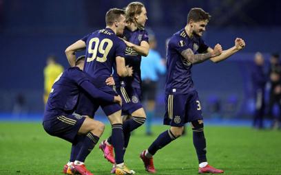 LE: Sensacja - Dinamo Zagrzeb eliminuje Tottenham