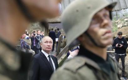 """Putin zapowiada """"zamknięcie ohydnych ust"""""""