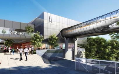 Budowa 1 km toru testowego dla hyperloopa kosztuje ok. 10 mln euro i trwa do 4 lat
