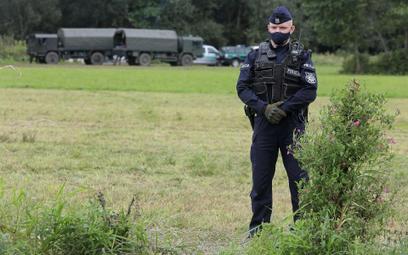 Eksperci NATO zajrzą na granicę
