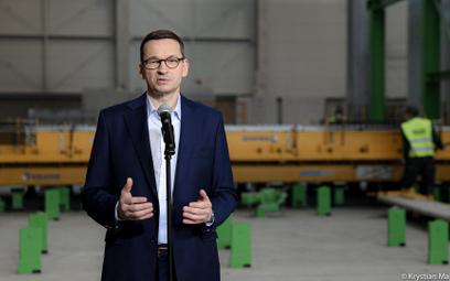 Morawiecki: Podatek od reklam? Ktoś musi budować drogi, dbać o żłobki, szpitale. To nie bierze się znikąd