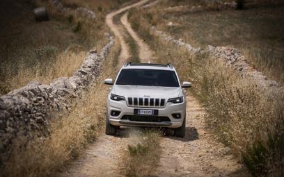 Jeep Cherokee: Zmarszczki wygładzone