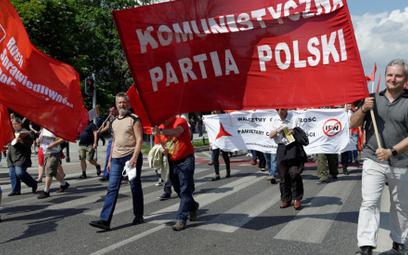 Komunistyczna Partia Polski nie została zdelegalizowana