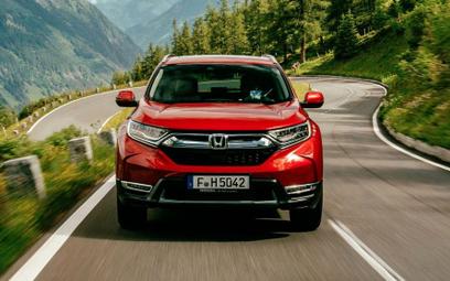 Honda CR-V: Dwa lata czekania, ale nareszcie jest