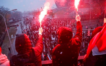 Marsz Niepodległości 2016, Warszawa