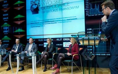 Debata o innowacyjności odbyła się na GPW