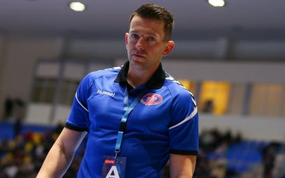 Patryk Rombel, trener reprezentacji Polski