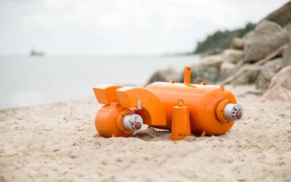 System zdalnie i bezprzewodowo odpalanych ładunków wybuchowych – Toczek. Fot./materiały prasowe